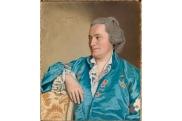 Jean-Etienne Liotard, Issac-Louis de Thellusson, 1760. Pastel on vellum, 70 x 58 cm. Museum Oskar Reinhart, Winterthur, inv. 277. Rodolphe Dunki, Geneva; acquired 1935. Photo SIK-ISEA. Photography: Philipp Hitz