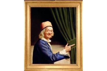 Jean-Etienne Liotard, Self-portrait Laughing, c. 1770. Oil on canvas, 84 x 74 cm. Musée d'art et d'histoire, Geneva, inv. 1893-9. Photo Musée d'art et d'histoire, Geneva. Photography: Bettina Jacot-Descombes