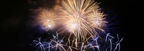 Fred Olsen Fireworks