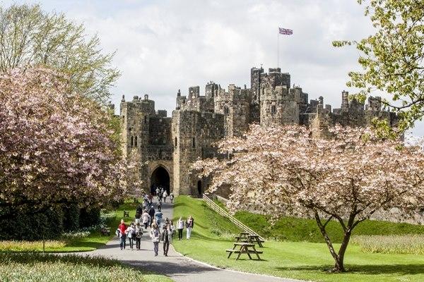 Alnwick Castle - Image (c) Alnwick Castle