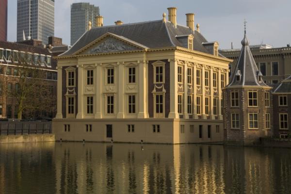 The Mauritshuis, The Hague Image - Ivo Hoekstra