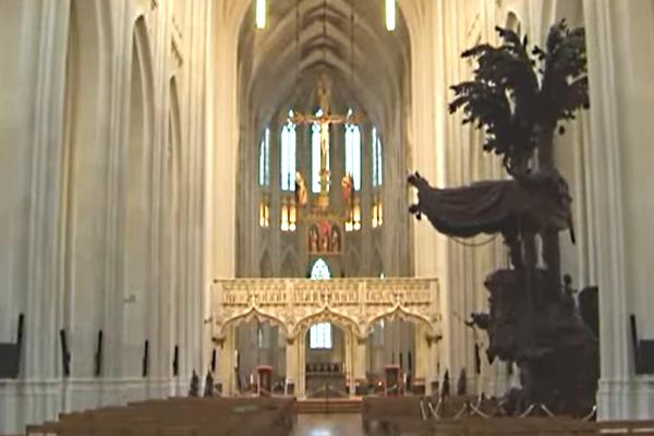St Peter's in Leuven