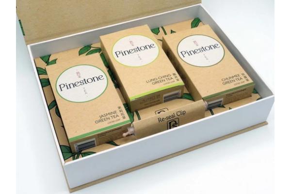 Pinestone Tea Gift Set