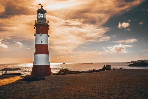 Smeaton's Tower Image - Summit Imagery Ltd