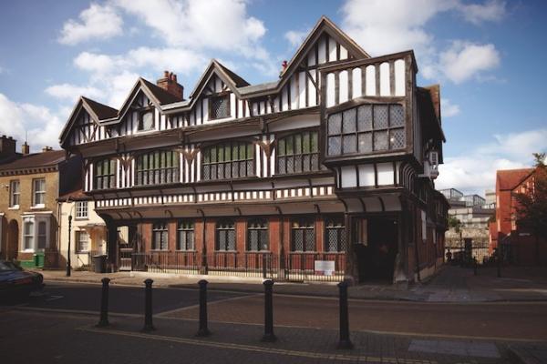 Tudor House 1